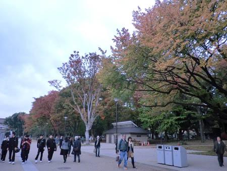 2012-11-13上野公園