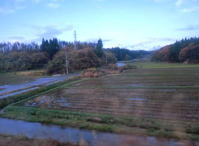 2012-11-14車窓の景色