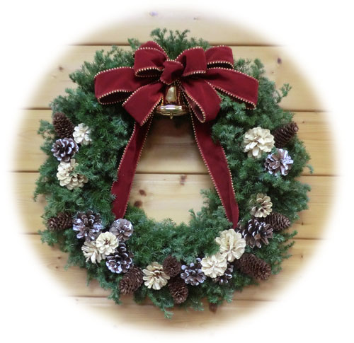 2012-12-18クリスマスリースぼかしバージョン
