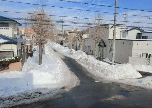 2013-1-24除雪後③