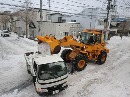 2013-2-3除雪③