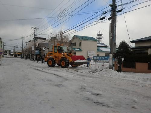 2013-2-3除雪⑦
