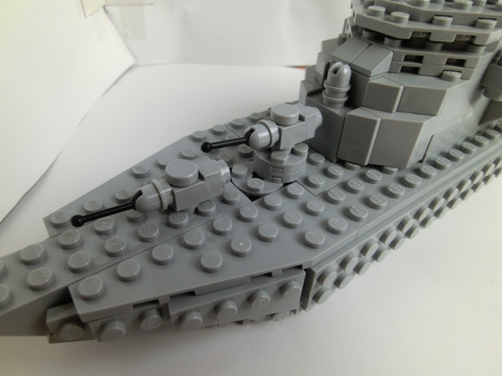 Mk-120 5インチ砲