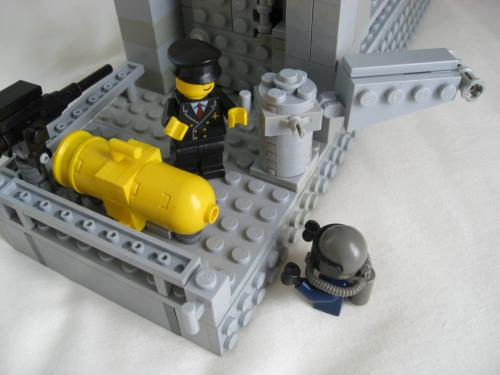 縮小版掃海艇 008