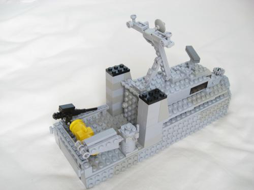 縮小版掃海艇 005