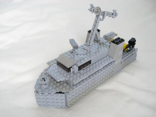 縮小版掃海艇 004