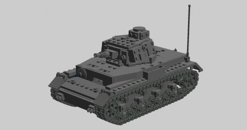 Ⅳ号F型1
