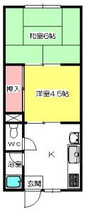 香アパート 3