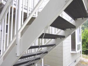 ルミエール 階段 あと