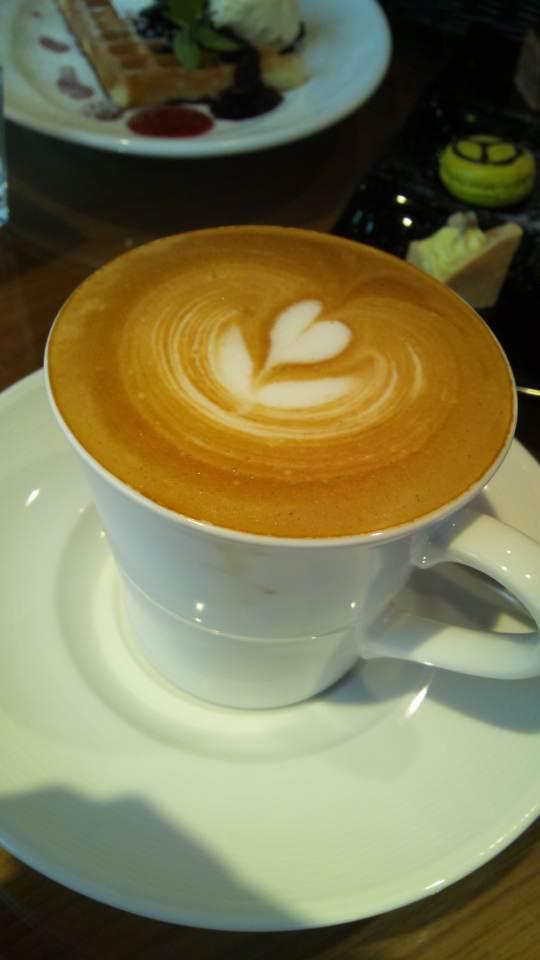 4月28日喫茶1