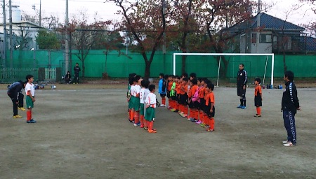 11.16(日)4年TM vs 青葉③