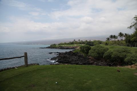 マウナケア ゴルフクラブ #3ホール