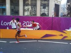 男子マラソン