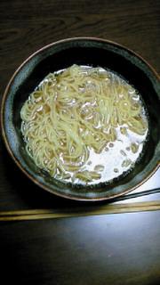 北の麺 醤油味 完成品