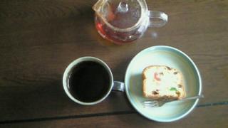 パウンドケーキ 紅茶と