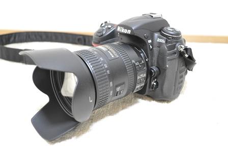 ドッグラン仕様カメラ