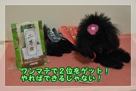 ワンマテ2等賞