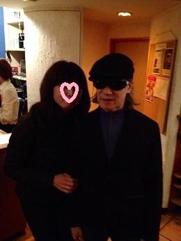 長谷川きよしさんと1