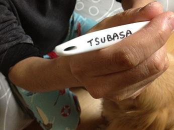 TSUBASA専用歯ブラシ