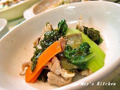 5-10 野菜もずくの中華炒め2
