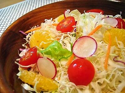 6-5 野菜サラダ