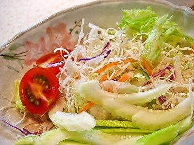7-18 野菜サラダ