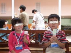 【子供と遊ぶ】 【無料スポット】無料アイス食べ放題アイス工場見学(シャトレーゼ白州工場)