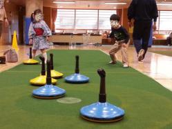 【子供と遊ぶ】 子供と遊ぶ無料体験ユニカール