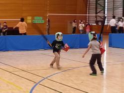【子供と遊ぶ】 子供と遊ぶスポーツチャンバラ体験