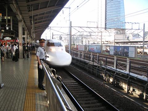 新幹線(名古屋)