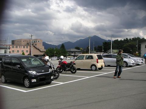 世界一広い駐車場