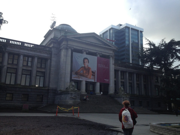 vancouver art gallary