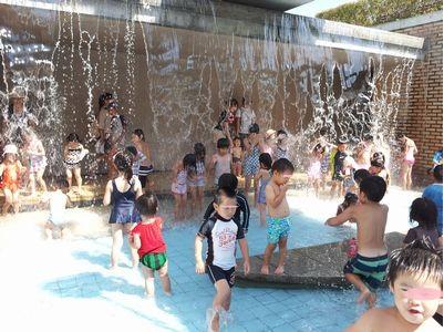 pool in Japan