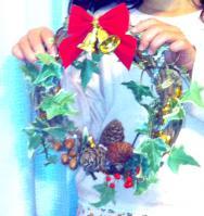 wreath natural
