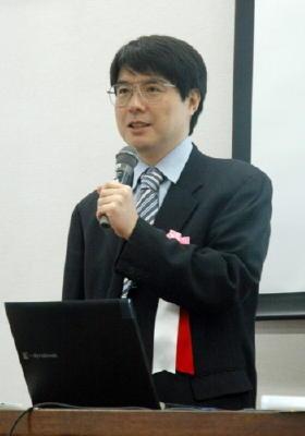 石井望准教授