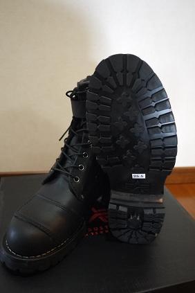 alpha boots 1207-003b