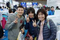 BL121124大阪マラソン受付6DSC00509