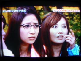 児玉菜々子&山中絢子