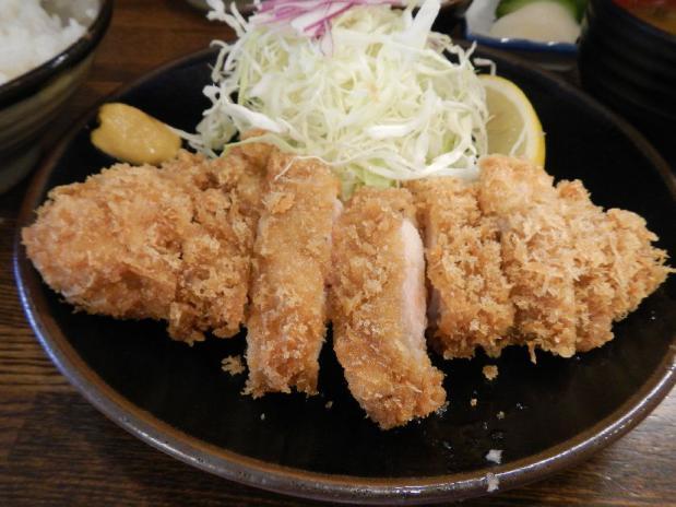とき和チキンカツ (2)