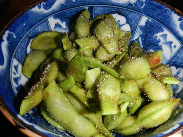 黒豆枝豆 (4)