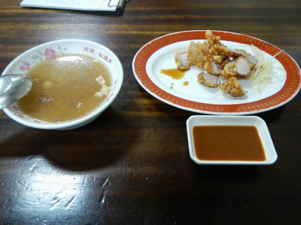 台湾ツアー2012 周記肉粥店(80)