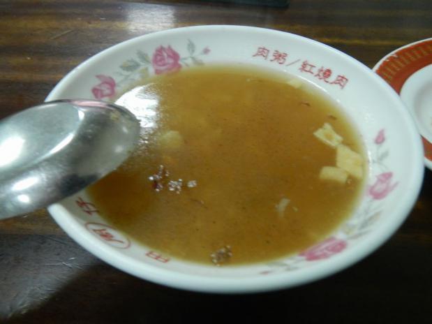台湾ツアー2012 周記肉粥店 (81)