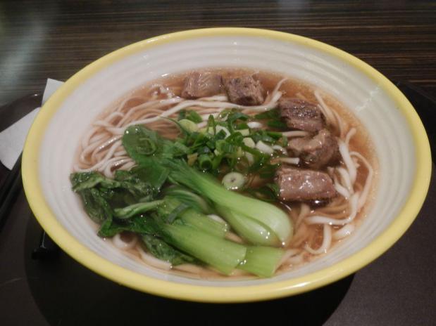 台湾ツアー2012 台北駅牛肉麺 (189)
