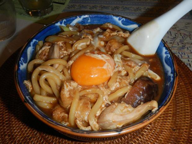 味噌煮込みうどん (3)