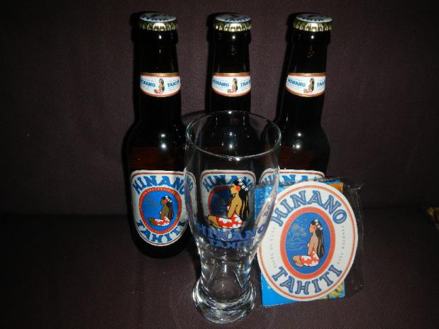 ベルギー&タヒチビール (5)