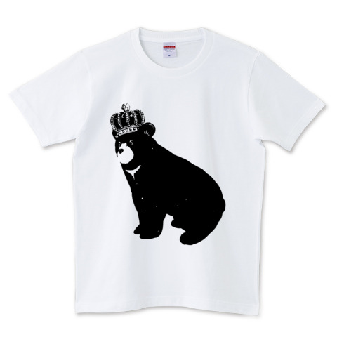 熊と王冠_T