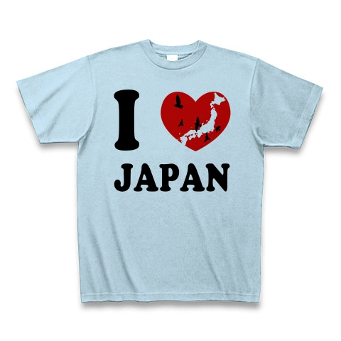 日本_t(ライトブルー)
