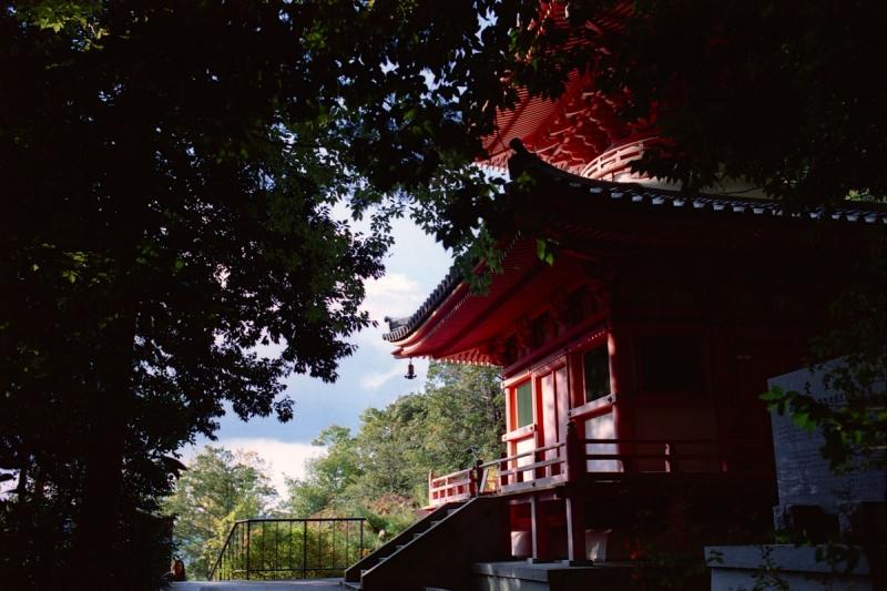 観音寺 塔