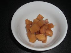 生姜の酢漬け ガリです