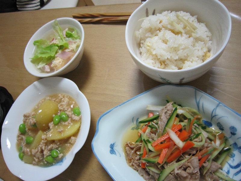 森谷先生料理教室 006